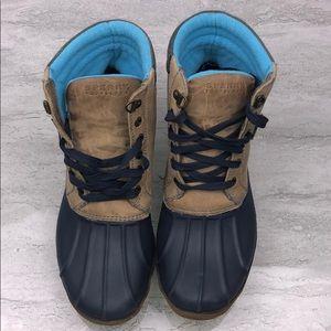 SPERRY Men's Avenue Duck Boots Size 8.5